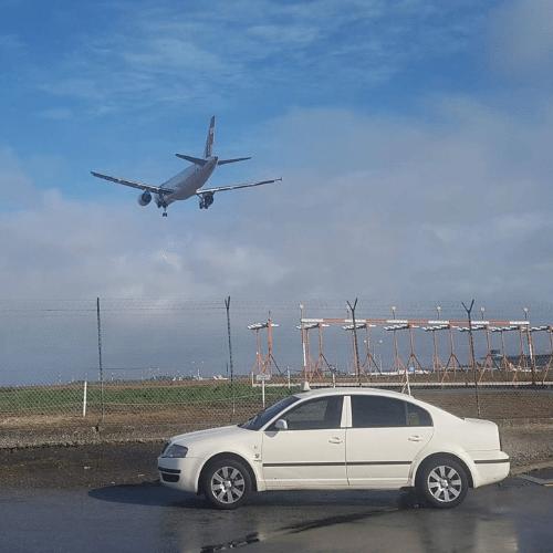 Táxi de Esposende para Aeroporto